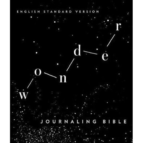 ESV Wonder Journalling Bible
