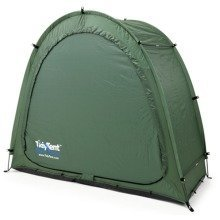 The Tidy Tent/bike Cave Canopy - All Green - Garden Storage Tent!