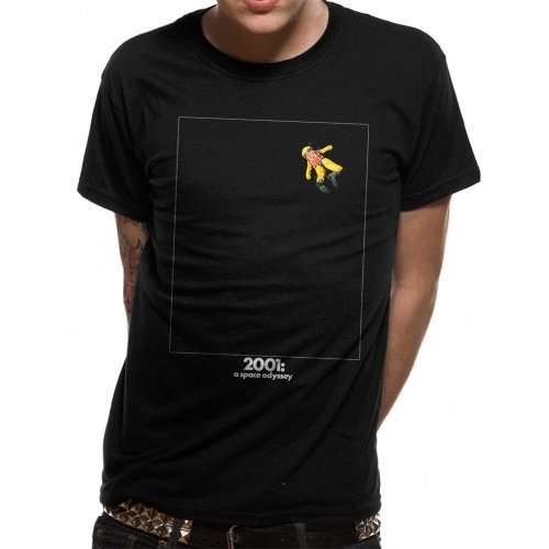 2001 A Space Odyssey Unisex Adults Box Design T-Shirt