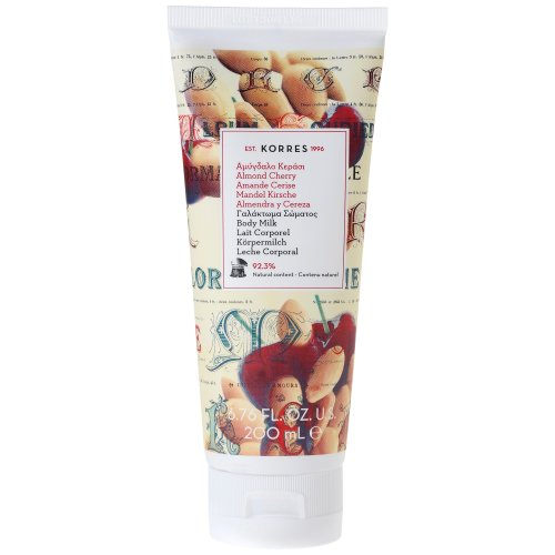 KORRES Almond Cherry Body Milk 200 ml