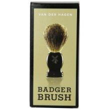 Van Der Hagen Mens Luxury, Badger Brush, 3-Ounce