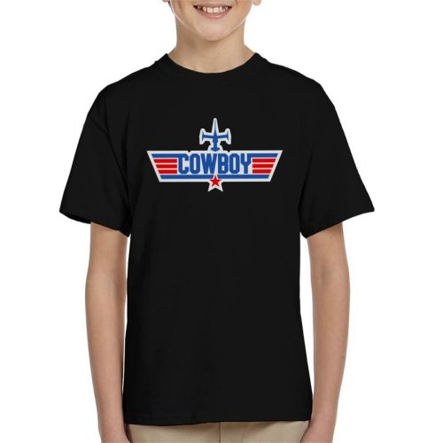 Cowboy Bebop Top Gun Mix Kid's T-Shirt