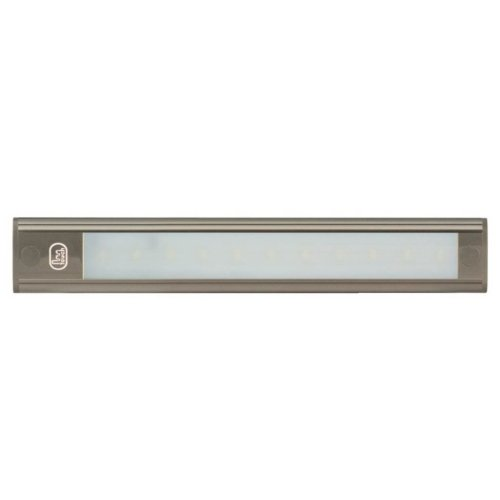 LED Autolamps Interior Light with Touch Switch Grey 26 cm 40260G-12