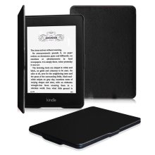 Fintie SmartShell Case for Kindle Paperwhite Black