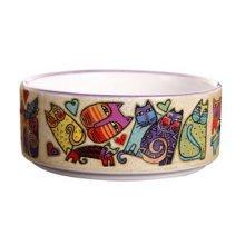 Porcelain Easy to Clean Pets Bowls Dogs Cats Bowls Pet Supplies Cat Accessories