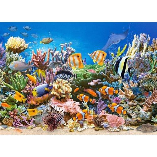 Csb27279 - Castorland Jigsaw Classic 260 Pc -colours of the Ocean