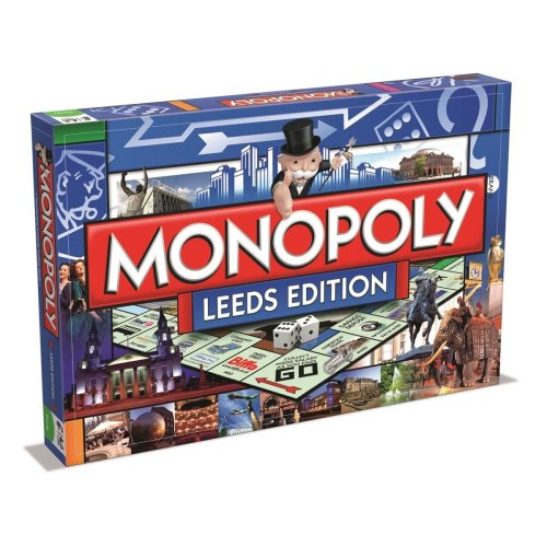 Leeds Monopoly Game