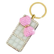Rechargeable Lighter Stylish Rhinestone Windproof Cigarette Lighters with USB, A4