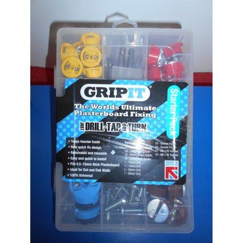 GRIP IT Fixings GSTARTKIT Starter Kit