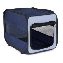 "Trixie 39691 ""twister"" Pet Carrier Collapsible Grey S 50cm - Twister 50cm -  trixie twister 39691 pet carrier collapsible grey 50 cm"