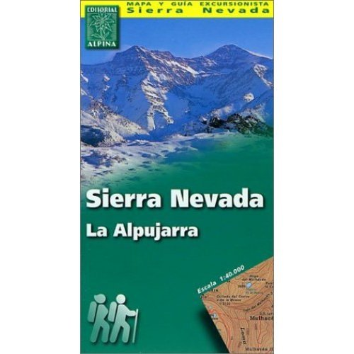 Sierra Nevada la Alpunarra: Map and Tourist Guide