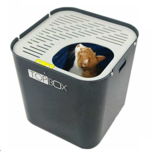 Ultimate Top Box Cat Litter Tray