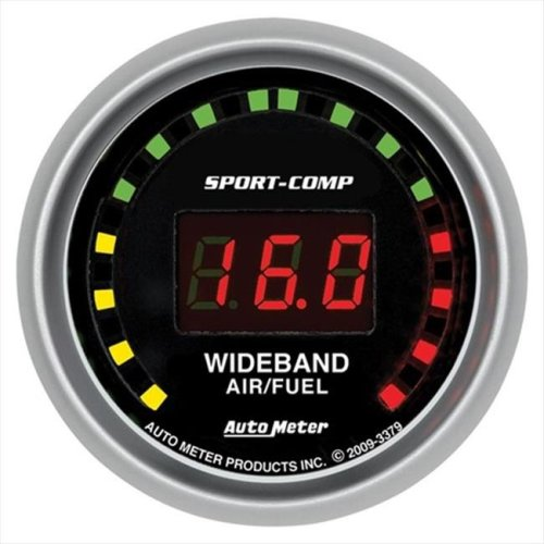 AUTO METER 3379 2.06 In. Sport Comp Street Digital Gauge