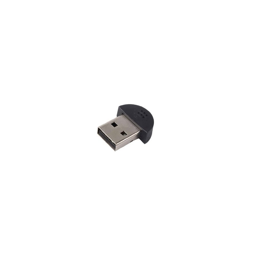 Kinobo - USB 2.0 Mini Microphone Makio Mic for Laptop/Desktop PCs - Skype/ VOIP/Voice Recognition Software on OnBuy