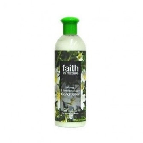 Faith In Nature - Hemp & Meadowfoam Conditioner 400ml