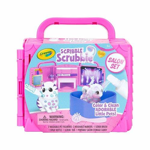 Washimals Beauty Salon Playset