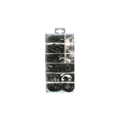 Assorted E Clips - Box of 300