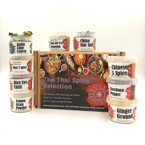 Thai Seasonings and Spice Selection ~ Gift Box