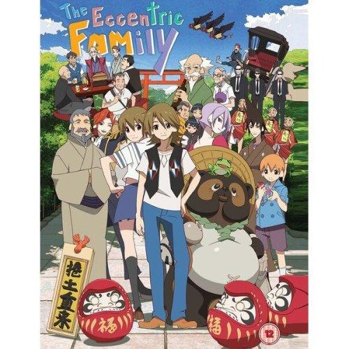 Eccentric Family Series - Collector's Edition