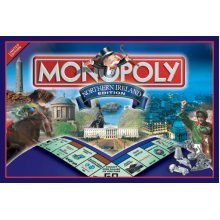 Northern Ireland Monopoly Family Board Game Brand New Sealed