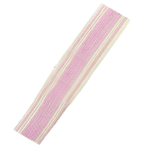 Pink 2 Piece x 16 Feet - 25mm Jute Packing Twine DIY Craft Rope Decor Material