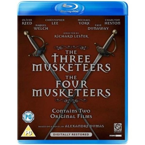 Three Musketeers / Four Musketeers