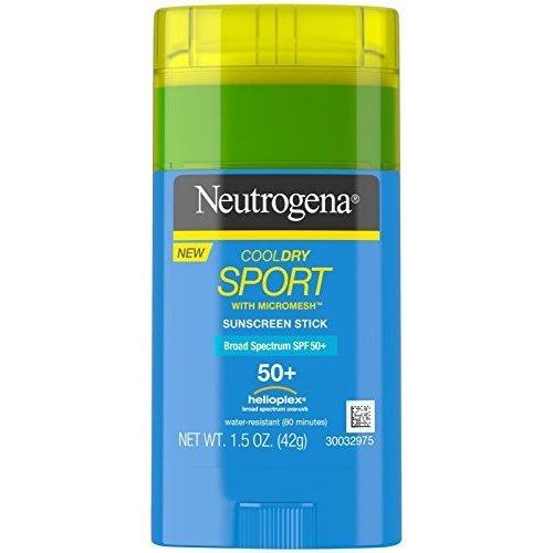 Neutrogena Cool Dry Sport Stick 1 5 Ounce