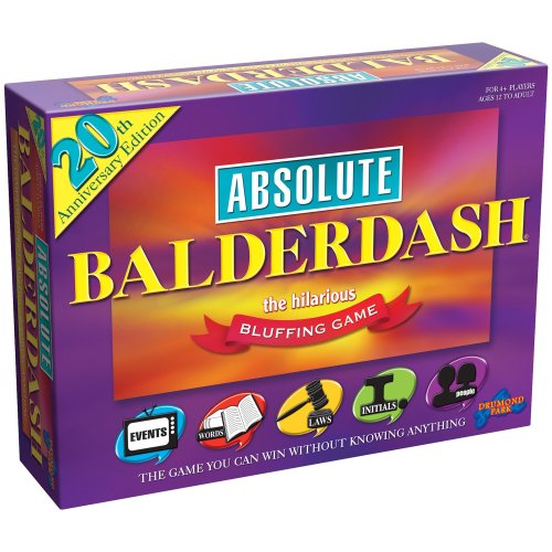 Absolute Balderdash - 20th Anniversary Edition