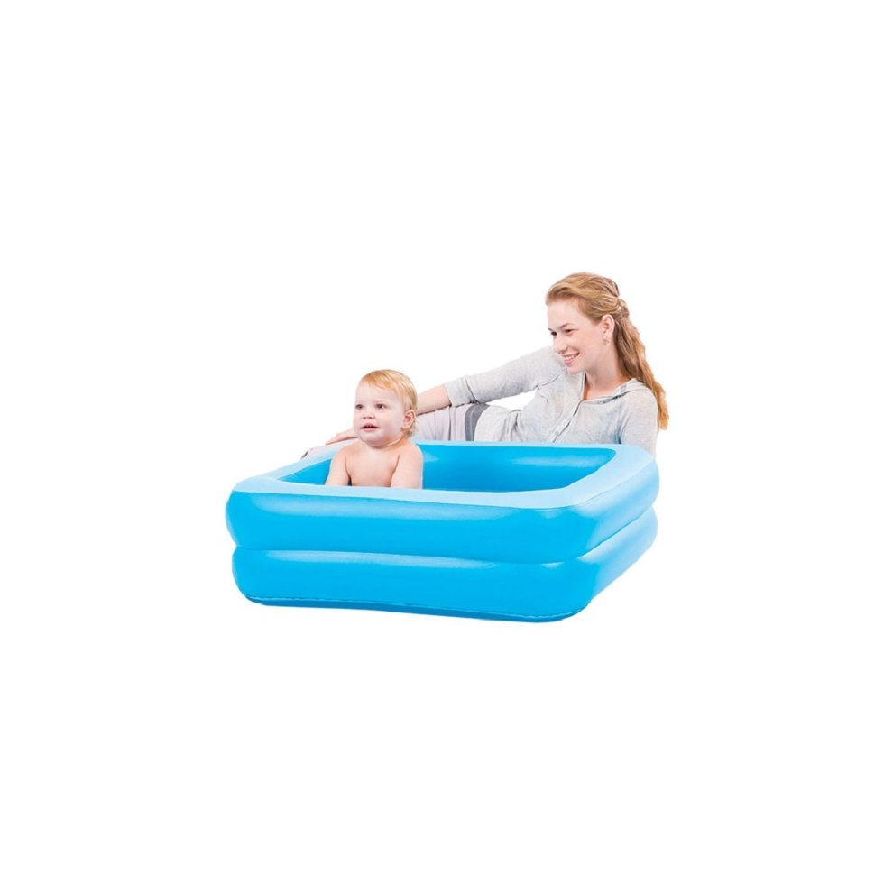 Bestway Baby Steps 123 Inflatable Bath | Blow Up Baby Bath Tub on OnBuy