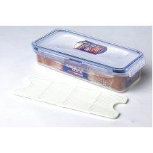 Lock & Lock Bacon Box With Freshness Tray 1L
