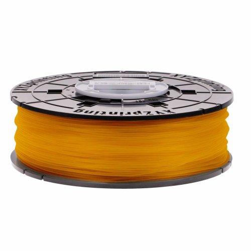 XYZprinting PLA Filament, 1.75 mm, 600 g NFC Spool, Gold, RFPLCXEU0FE