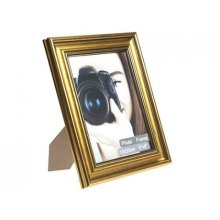 8' x 6' Gold Antique Style Photo Frame. -