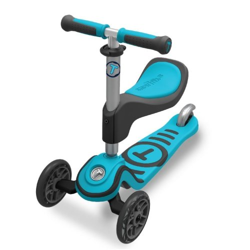 smarTrike Scooter T1 3 in 1 Scooter for kids from 15M +, Blue