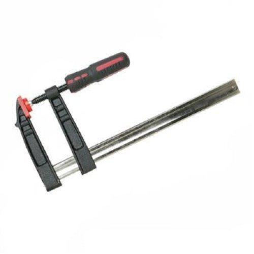 Silverline F-clamp Heavy Duty (deep Capacity) 800 x 120mm -  silverline x fclamp heavy duty deep 800 capacity 120mm 456898