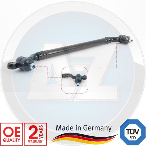 BMW 5 SERIES E34 FRONT AXLE STEERING CENTRE DRAG ROD ASSEMBLY TIE TRACK RODS KIT