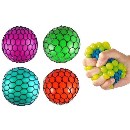 Coloured Mesh Ball (Single)