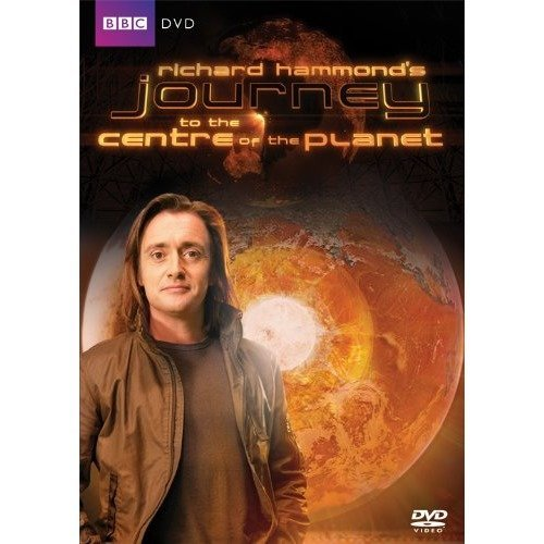 Richard Hammonds Journey to the Centre of the Planet [dvd]