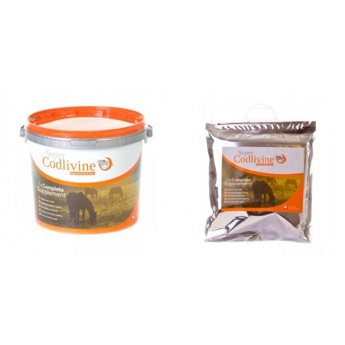 Super Codlivine The Complete Supplement