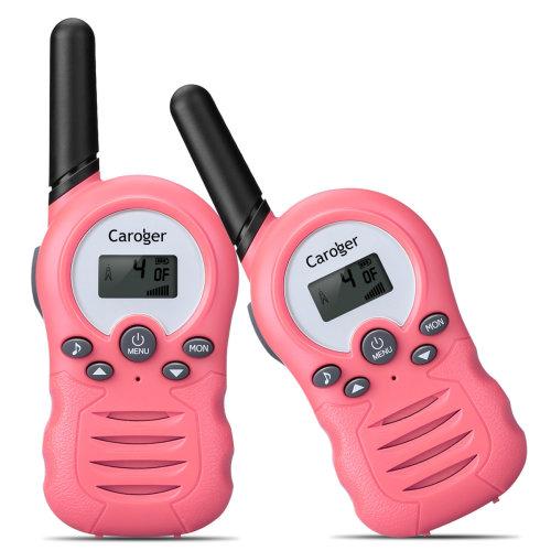 2x Walkie Talkies 5KM Long Range 2 Way Radio 8CH Handheld Interphone