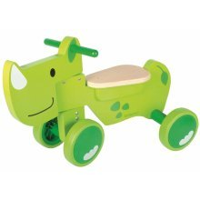 Beleduc Ride-on Bike Speedy Rhino Green 18013