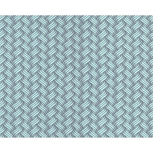 EDEM 81121BR17 Graphic wallpaper glittering green mint 10.65 sqm
