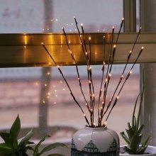 20 Leds Branch Lights