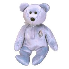 TY Beanie Baby - ILLINOIS the Bear (I Love Illinois - State ... 5869eafbc8a9