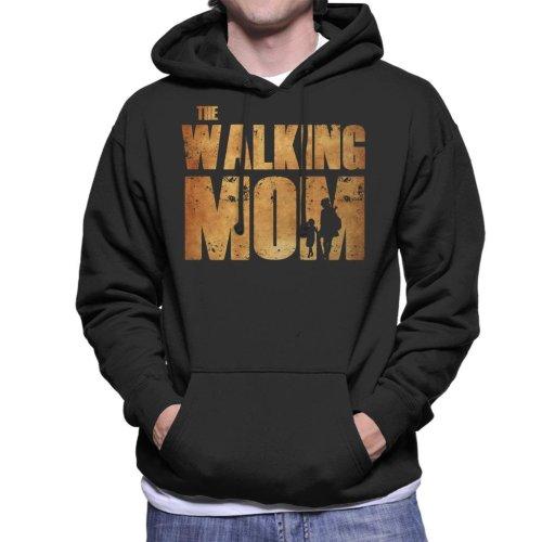 The Walking Dead Mom Men's Hooded Sweatshirt
