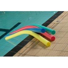 Swim Noodle Swimming Aid Assorted Colours - Foam Rehabilitation Air Water Blue - Foam Rehabilitation Swimming Air Water Noodle Blue Red Green Or