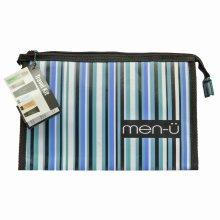 Men-U 6 piece Travel Kit with bag