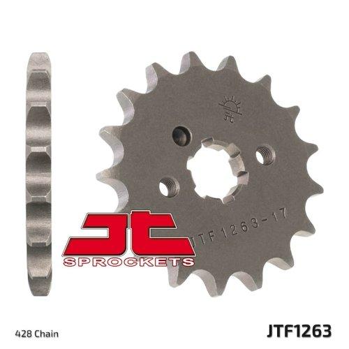 JTF1263.14 front sprocket to fit Beta Malaguti Rieju Yamaha