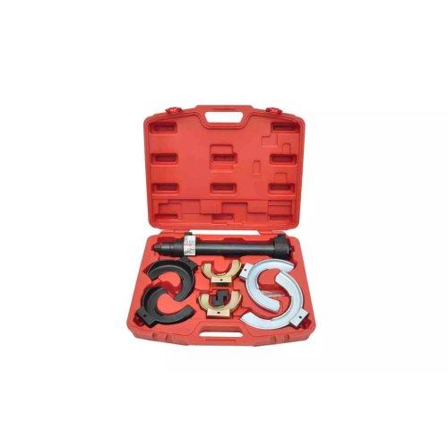 vidaXL MacPherson Strut Spring Compressor Kit Garage Equipment Vehicle Tool