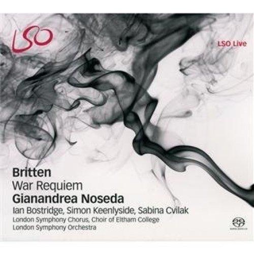London Symphony Orchestra - Britten: War Requiem [CD]