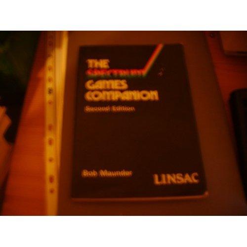 The Spectrum games companion (LINSAC ZX companion series)